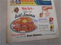 AUNT JEMIMA ADS
