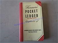 POCKET LEDGER