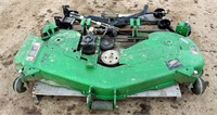 """Lot # 5013. John Deere 54 Mulch Compatible Belly Mower, 54"""".  Absentee bidding available on this item.  Click catalog tab for more information."""