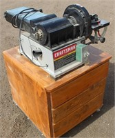 """Lot # 5022.  Craftsman 6 x 9"""" Belt & Disc Sander.   Absentee bidding available on this item.  Click catalog tab for more information."""