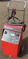 Lot # 5026.  Snap-On BC4200 Fast Charger Battery Charger.   Absentee bidding available on this item.  Click catalog tab for more information.