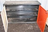 Metal Napa Wall Cabinet (view 2)