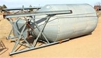 CO-OP Grain Bin on Stand