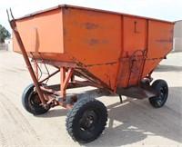 Gravity Feed/Grain Wagon, view 2