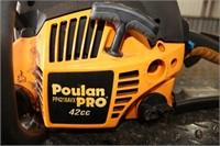 Poulan Chain Saw, view 2