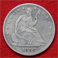 Weekly Coins & Currency Auction 3-19-21