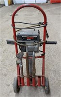 Black & Decker industrial heavy duty corded