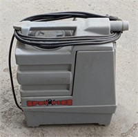 Spot plus power washer tank