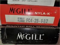 Various items lot including Ball bearings , low