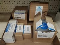 Various items lot including outdoor air sensor