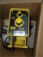 Milton Roy liquid metronics meter pump model a151