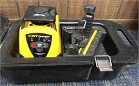 CST/Berger LMH Series Electronic Self-Leveling