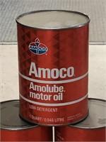 Amco Amolube Motor Oil, Bidder Bidding on