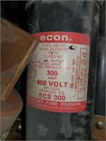 Econ time delayed element fuse lot