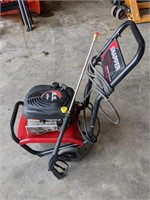 Snapper 2450 psi gas pressure washer