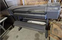 Hewlett packard design jet 800 printer