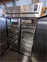 True freezer industrial roller freezer measuring