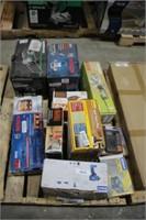 Surplus Parts, Building Supplies & Tools Online-Only Auction
