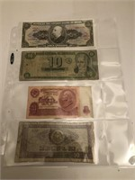 Coins, Currency, & Sporting