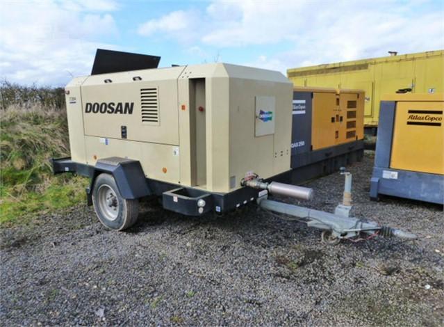 2018 DOOSAN 7/204 at www.used-compressors.co.uk