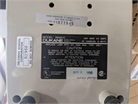 Dukane model 28A81C micromatic II sound filmstrip