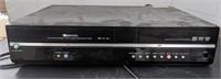 Toshiba VHS/DVD player. Model #D-VR600KU