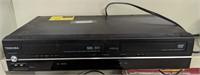 Toshiba DVD/VCR combo player. Model #