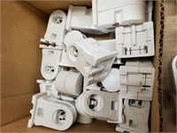 Lot of various sized Fluorescent Lamp holder