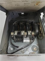 General Duty Safety Switch, HID Sockets and