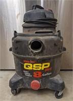 QSP plus 8 gallon shop vac