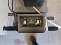 Speed scrub 2001 walk behind scrubber and battery