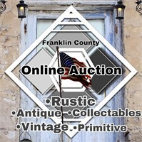 March Consignment Franklin County Online Auction