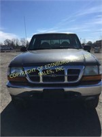 1999 Ford Ranger EXT CAB XL 4X4