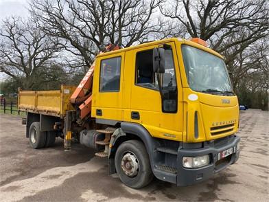 2005 IVECO EUROCARGO 130E18 at TruckLocator.ie