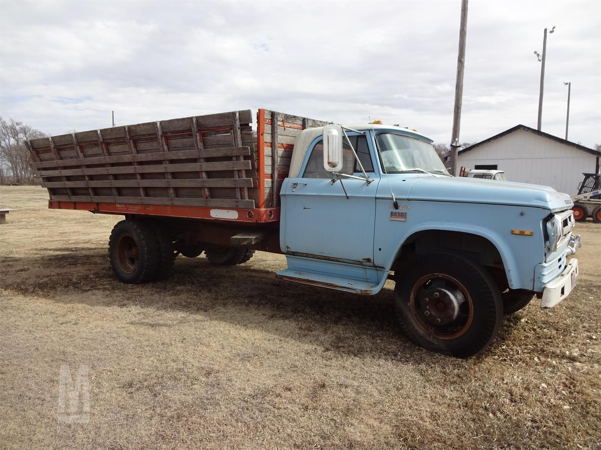 old dodge grain trucks for sale DODGE 2 Farm Trucks / Grain Trucks Auction Results - 2 Listings
