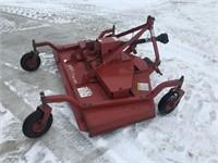 """72"""" 3pt Farmking finishing mower"""