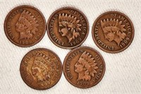 Large Coin and Stamp Online Auction