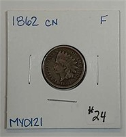March 25th. Consignment Coin, Token & Currency Auction