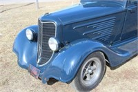 1934 Plymouth Coupe 318 V8