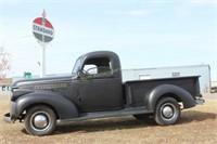 4/26 Bowar Classic Car Auction