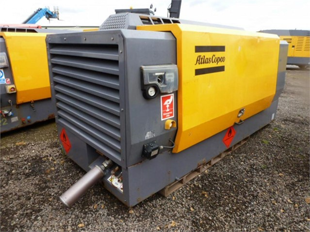 2008 ATLAS COPCO XAHS237 at www.used-compressors.co.uk
