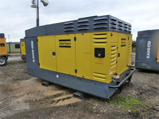 2017 ATLAS COPCO XAHS447 at www.used-compressors.co.uk