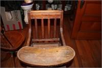 Antique Baby Seat