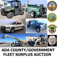 4/1/21 -  6pm Ada County / Fish & Game / Fleet