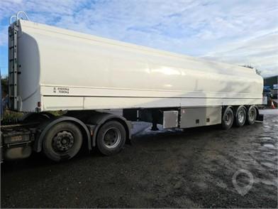 2006 EUROTANK EURO TANK 48,000 LTR ADR FUEL TRAILER at TruckLocator.ie