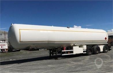2002 OMSP MACOLA OMSP MACOLA 63M3 LPG GAS TRAILER at TruckLocator.ie