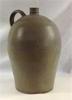 """Vintage 16"""" Tall pottery jug"""