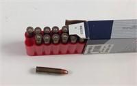 20 rounds 30 carbine ammunition