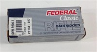 Federal classic 20 rounds 30 carbine