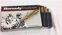 Hornady Custom 300 Win Mag 150 gr ammunition